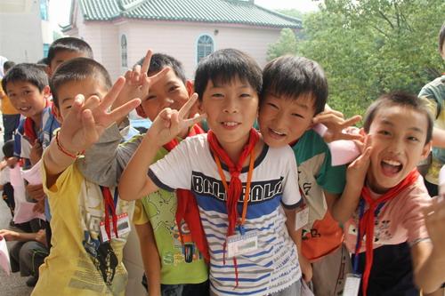 木渎第五小学儿童节