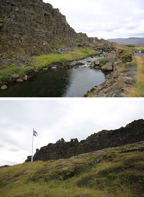冰岛秀丽美景图片