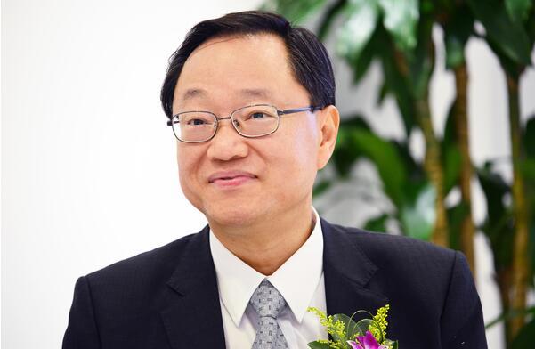 中国最帅的总裁是谁_原安利(中国)副总裁陈朝龙